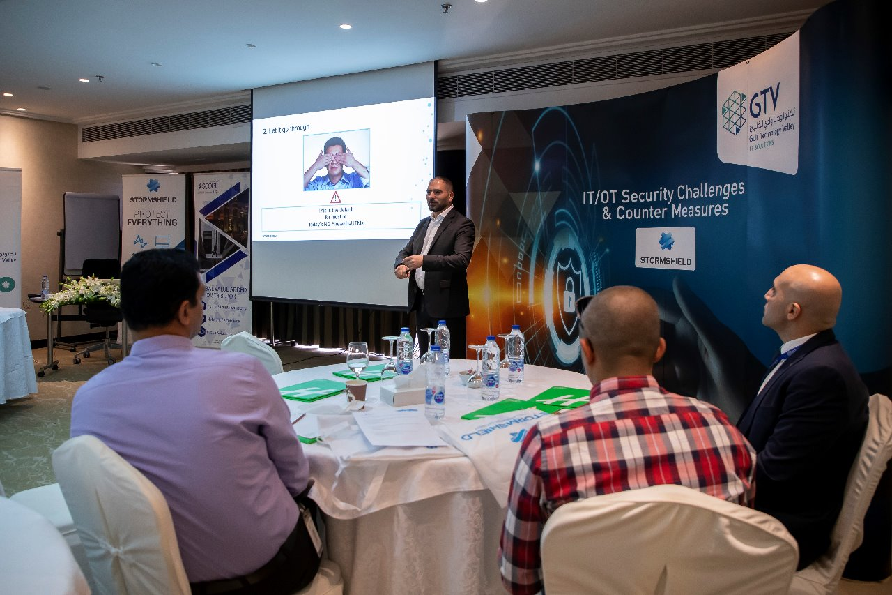 IT/OT Security Challenges & Counter Measures